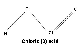 chloric(3)acid image