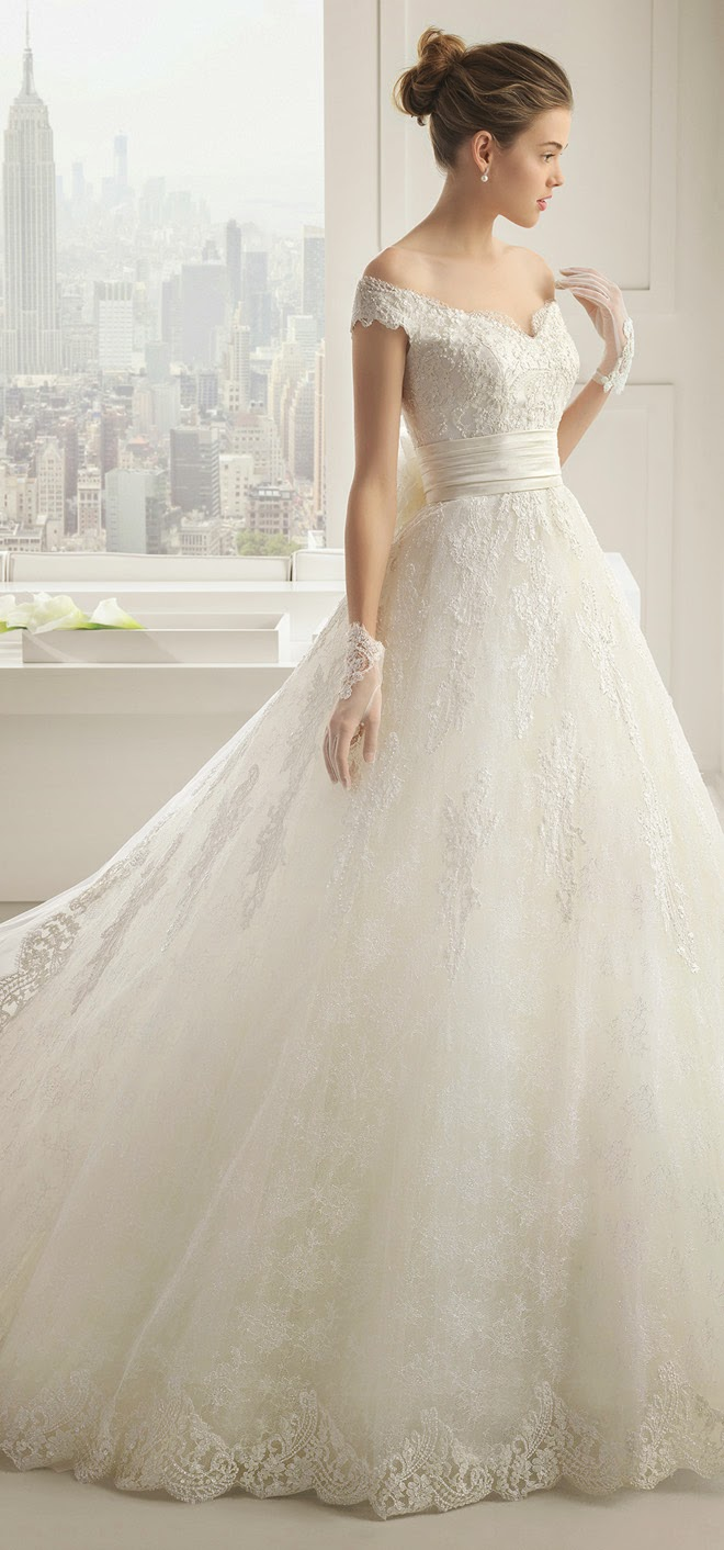 Oved Cohen 2014 Wedding Dress Collection – Part 1 photo