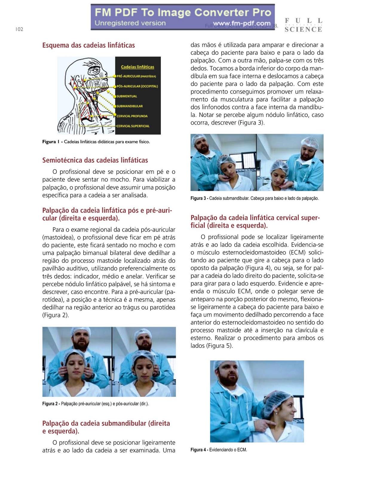 Artigo cientifico publicado em revista