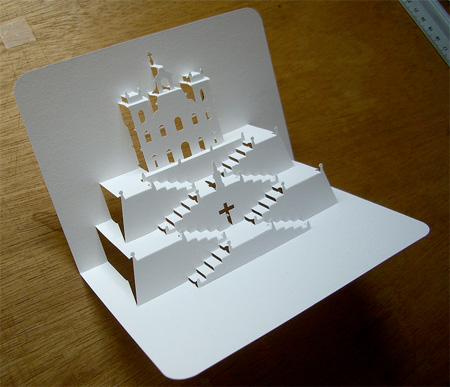 Eastropecom amazing 3d business cards for 3d business card