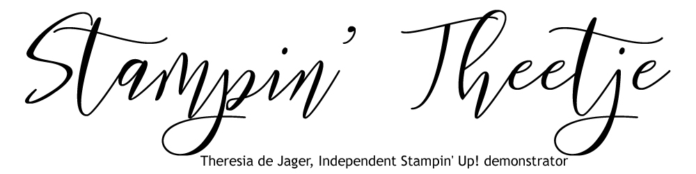 Stampin' Theetje