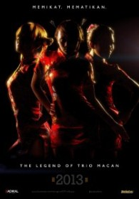 the legend of trio macan Film Indonesia Terbaru Mei 2013