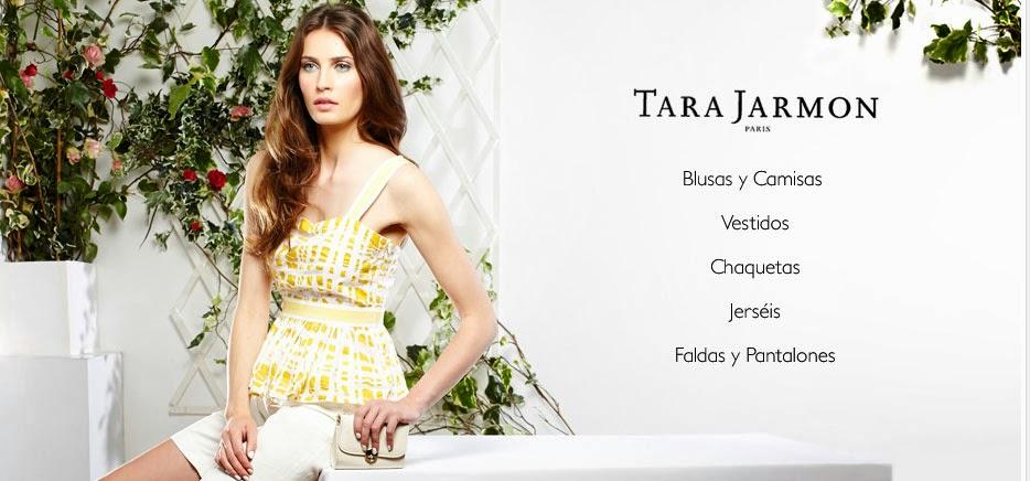 Ropa de Tara Jarmon en oferta hasta el 17 de julio de 2014