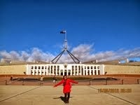 Canberra, Australia May 2012