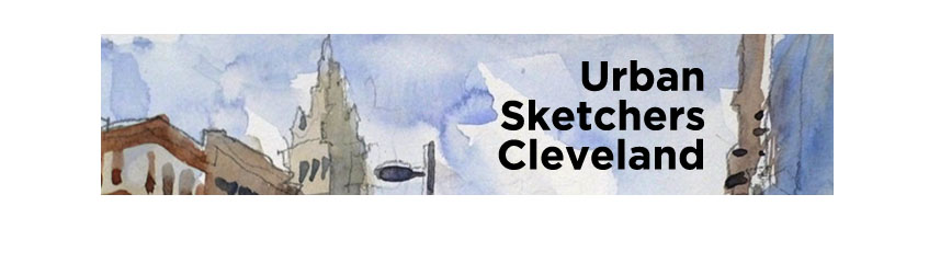 Urban Sketchers Cleveland