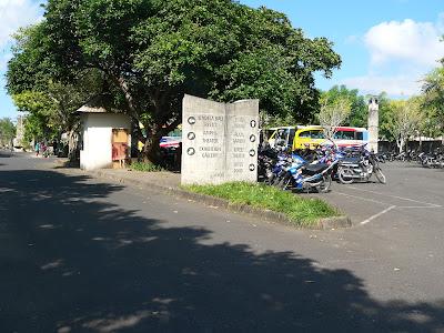 gambar Parkiran Monumen Garuda Wisnu Kencana (GWK)