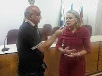 Entrevista com Leila Fetter ( Deputada Estadual)
