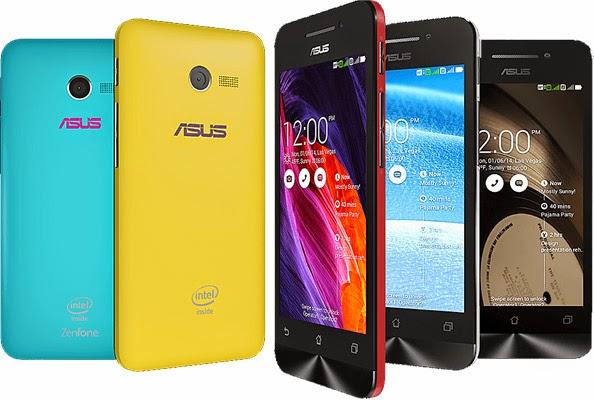 Harga HP Asus Android Terbaru 2014