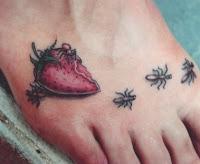 Fotos de tatuagens Criativas