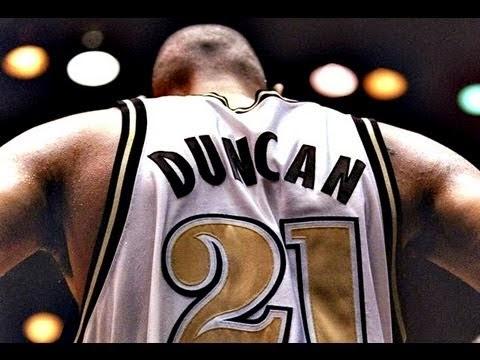 Espalda 21 Duncan