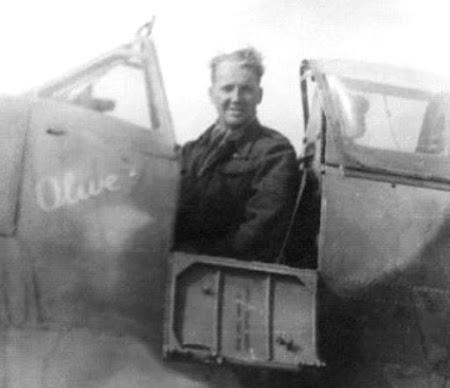 (1330331) Harold Groombridge - 129 Squadron