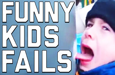 Funny Kids Fails 2016 – FUNNY VIDEO