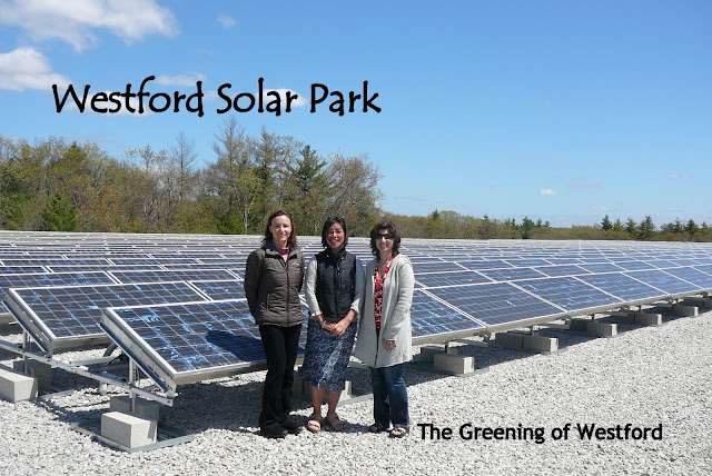 The Greening of Westford: Westford Solar Park