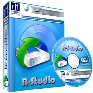 Aplikasi Recovery Data R-Studio