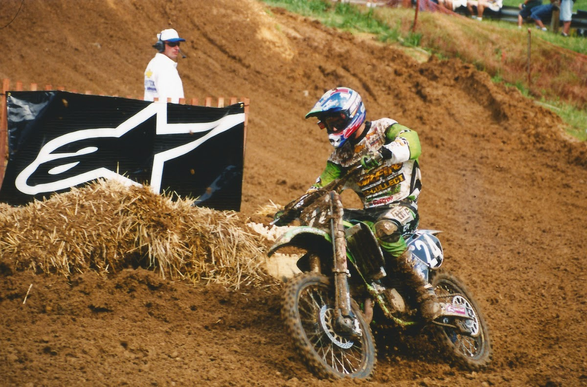 Nathan Ramsey Budds Creek 2000
