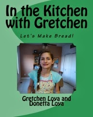 I co-authored a book with my daughter, Gretchen.