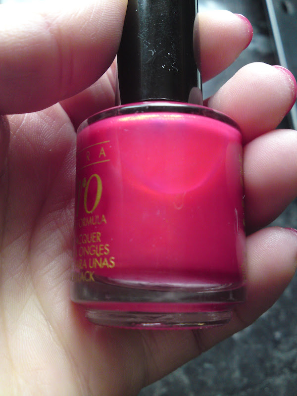 Economy Nails: Nina Ultra Pro Tickle Me Pink