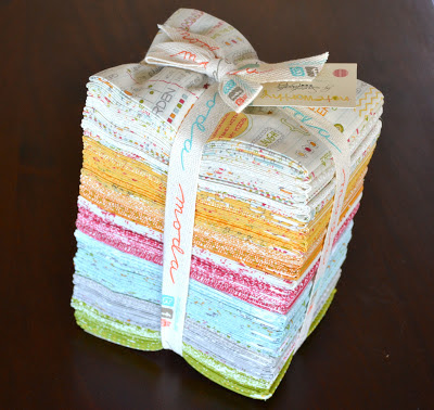 Noteworthy Fat Quarter Bundle