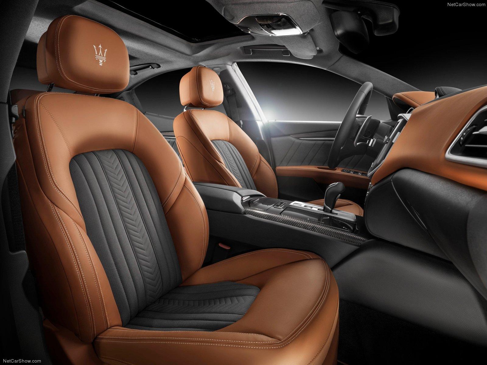 Hình ảnh siêu xe Maserati Ghibli Ermenegildo Zegna Edition Concept 2014 & nội ngoại thất