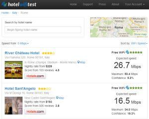 trova alberghi con internet veloce