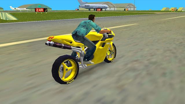 Ducati 996 GTA Vice City