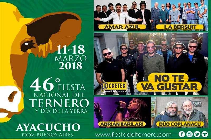Fiesta Nacional del Ternero - Ayacucho Bs As