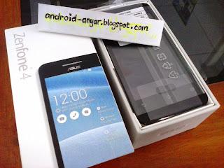 Foto Unbox Zenfone 4 Baterai 1600 mAh