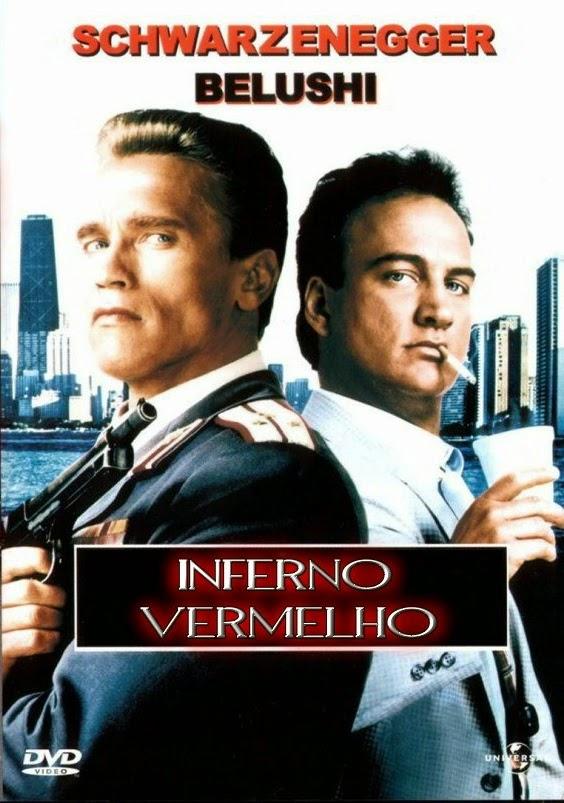 Inferno Vermelho – Dublado (1988)