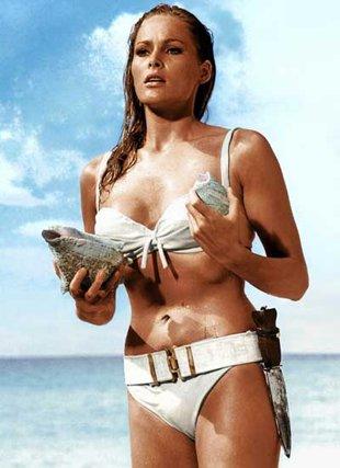most famous bond girl