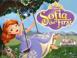Gambar Kartun Putri Sofia the First