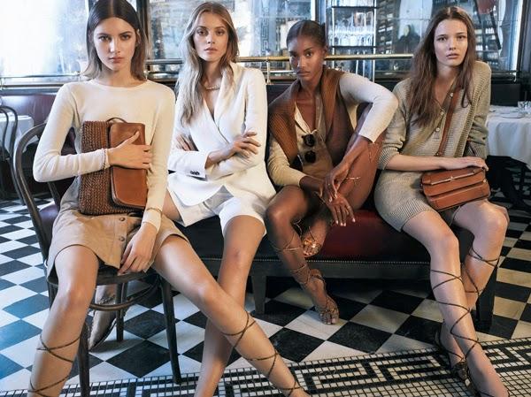 Massimo Dutti NYC Colección moda primavera verano 2015
