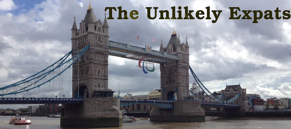 The Unlikely Expats