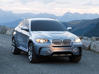 BMW X 6 Price