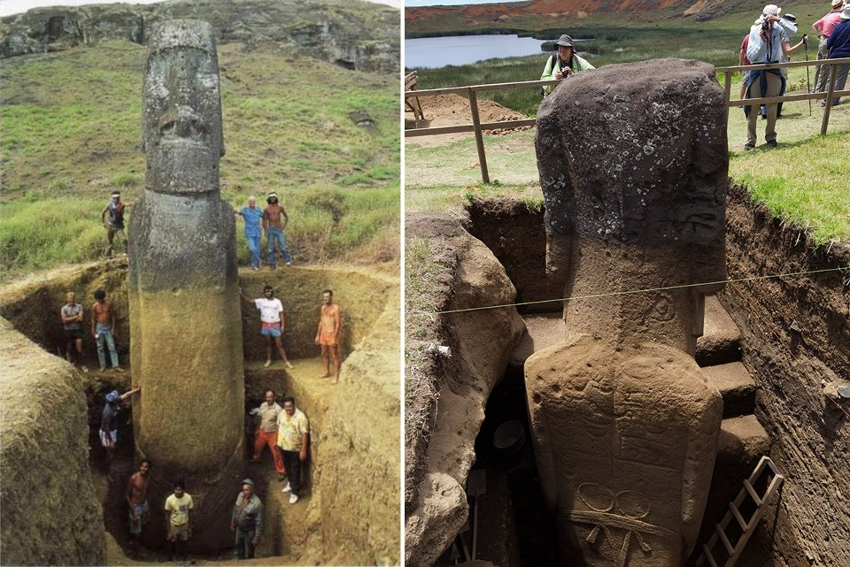 jared diamond easter islands Treat the easter island controversy with as much caution as  did easter island culture collapse the answer is  popularised by jared diamond in his .
