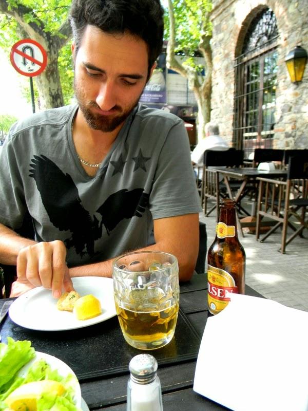 cerveza uruguya