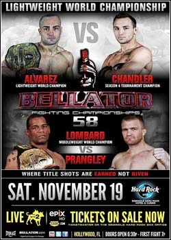 download Bellator 58 2011 Luta