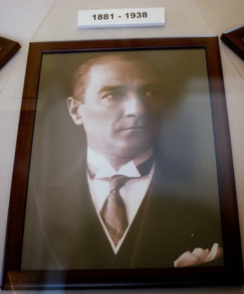 picture of Ataturk