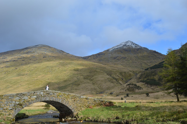 Glen Kinglas. The Butter Bridge.