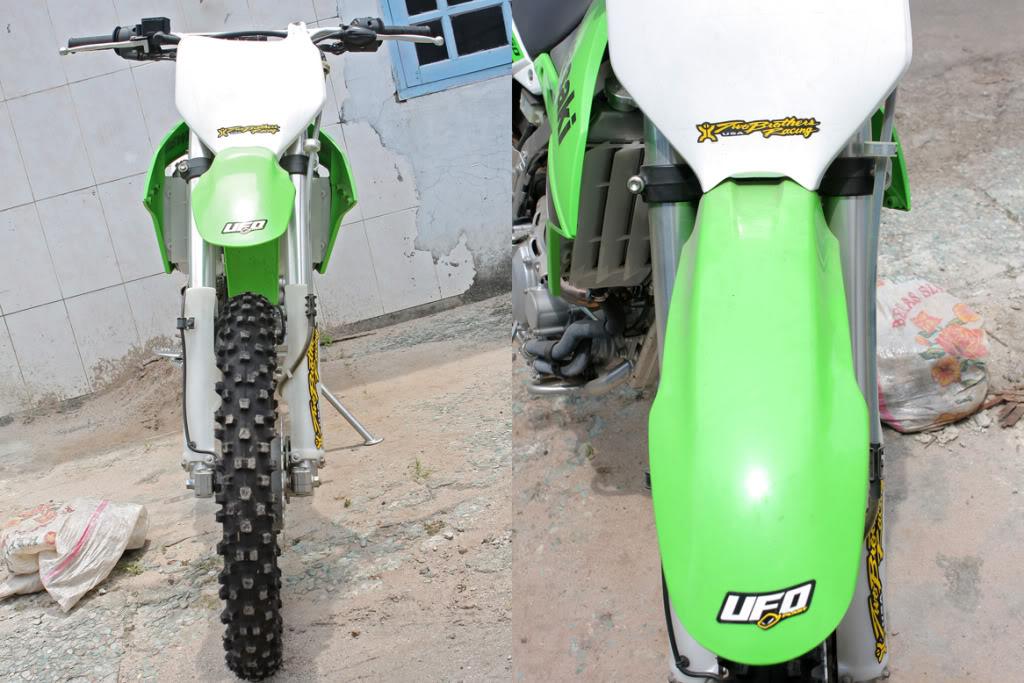 Modifikasi Kawasaki Klx 250 2012 Gambar Modifikasi Motor Terbaru