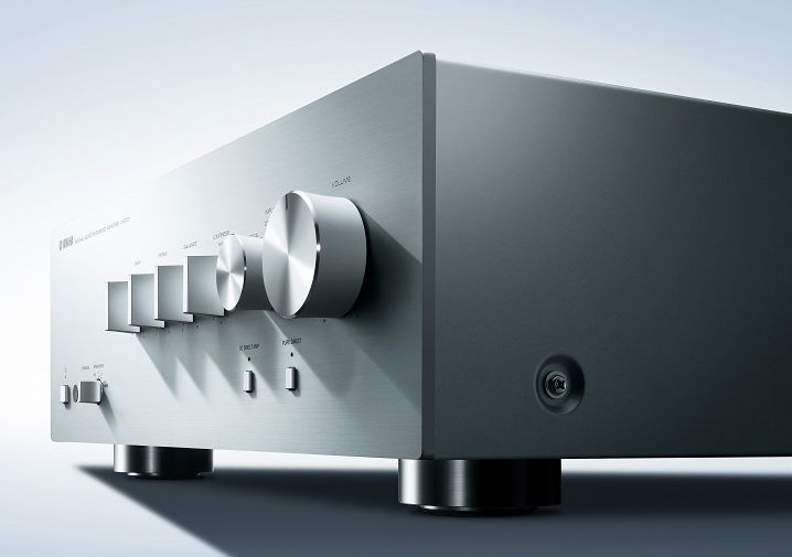 yamaha a s701 integrated amplifier audiobaza. Black Bedroom Furniture Sets. Home Design Ideas