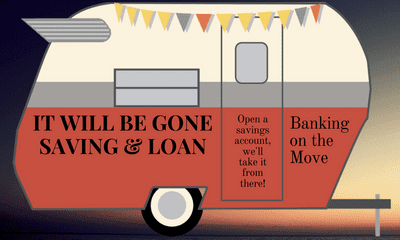 Local Bank Plans Relocation to the Town of High Horse!