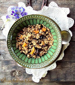 Megan&#39;s Granola Recipe