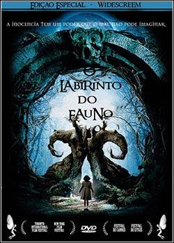Download - O Labirinto do Fauno DVDRip RMVB Dublado