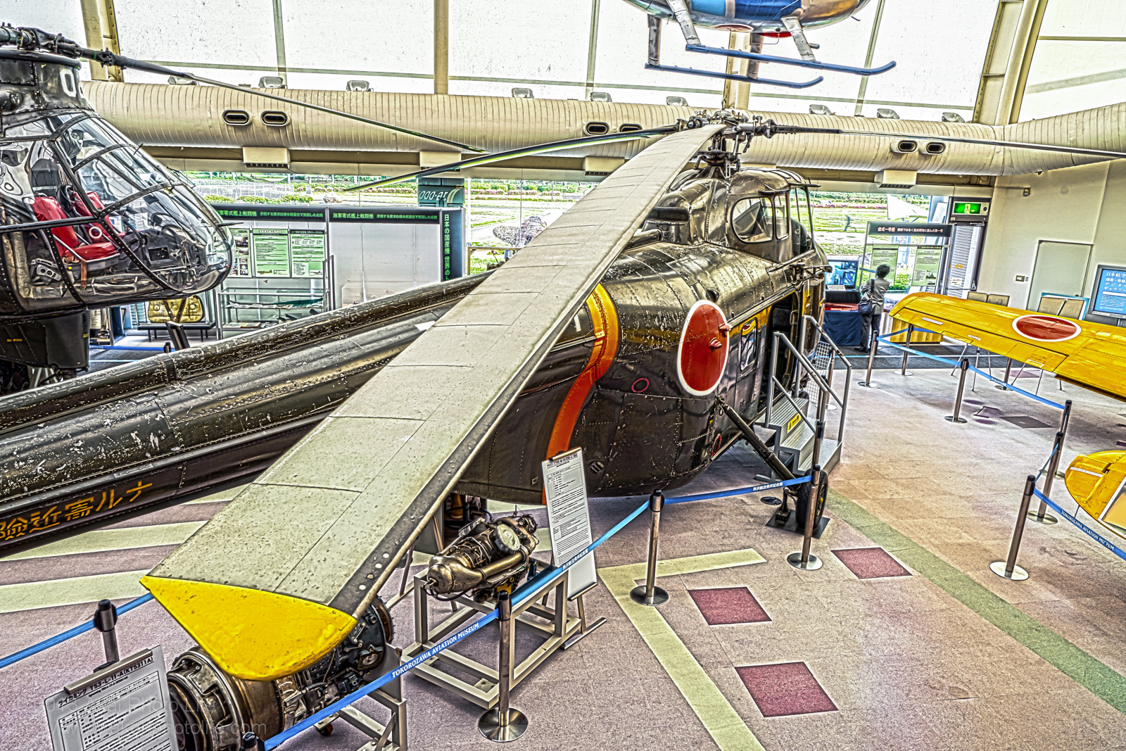 シコルスキー H-19の写真