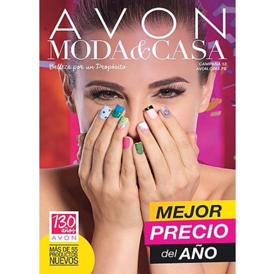 AVON 2016 C-13 MODA Y CASA