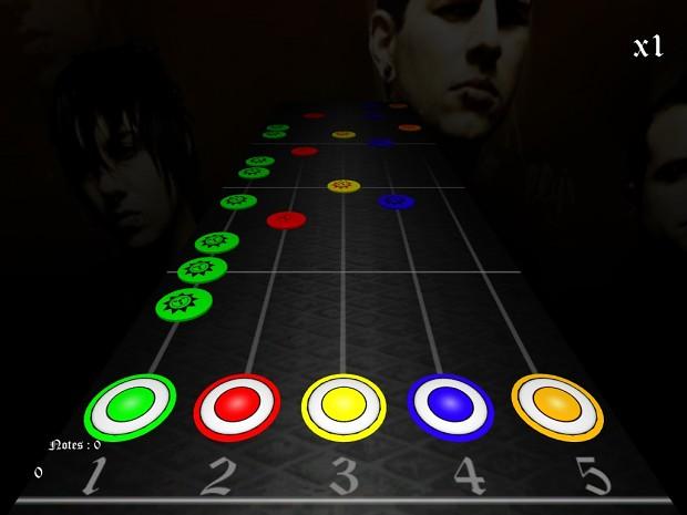Guitar Gods Game Linux