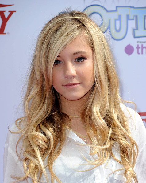 Celebrity Haircuts Ava Sambora Hairstyles Teen Girls