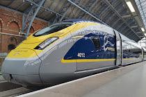 La alta velocidad une Londres y Amsterdam