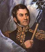 Nuestro idolo!! Don José de San Martín..!!