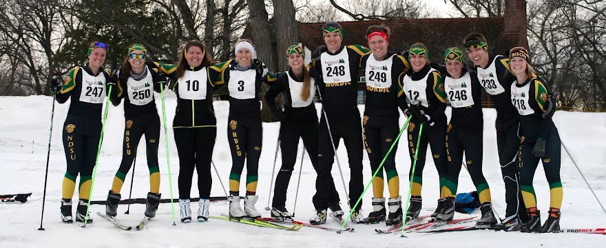 NDSU Nordic Skiing